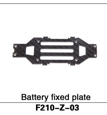 Battery Fixed Plate F210-Z-03