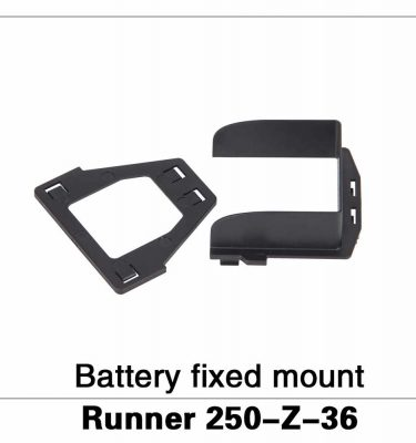 Battery Fixed Mount Runner 250-Z-36