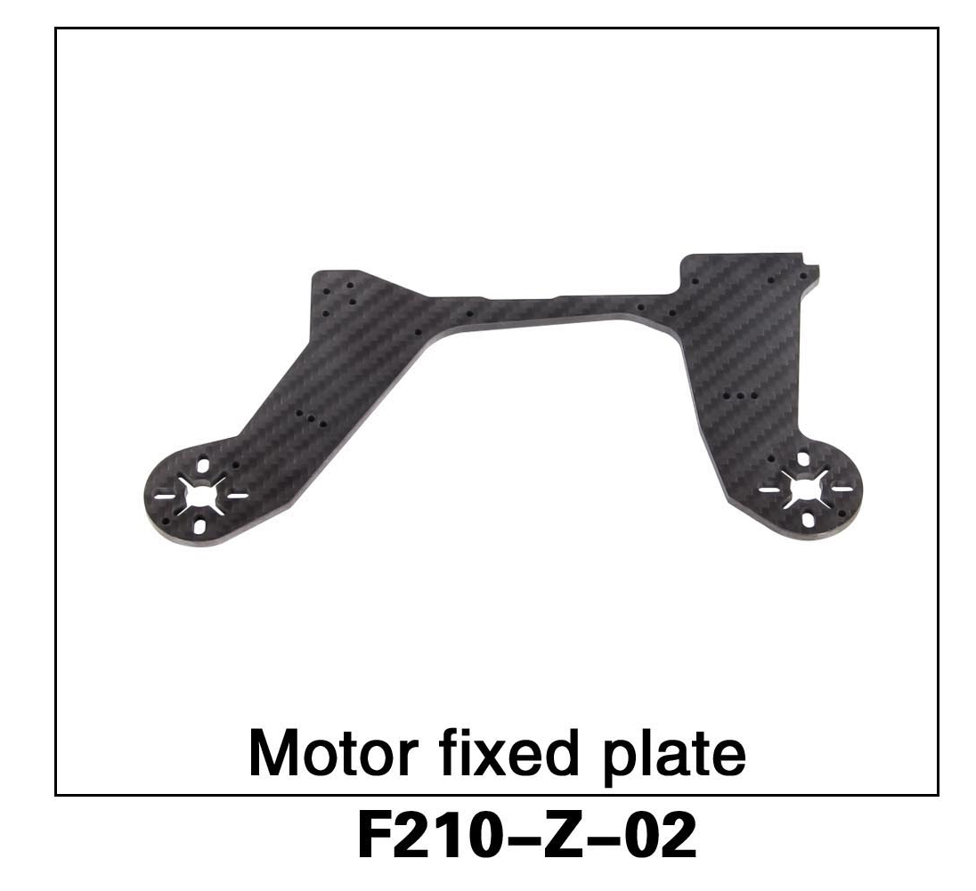 Motor Fixed Plate F210-Z-02
