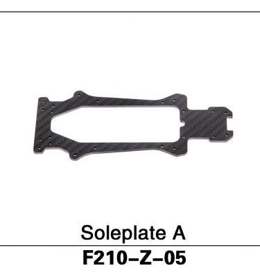Soleplate A F210-Z-05