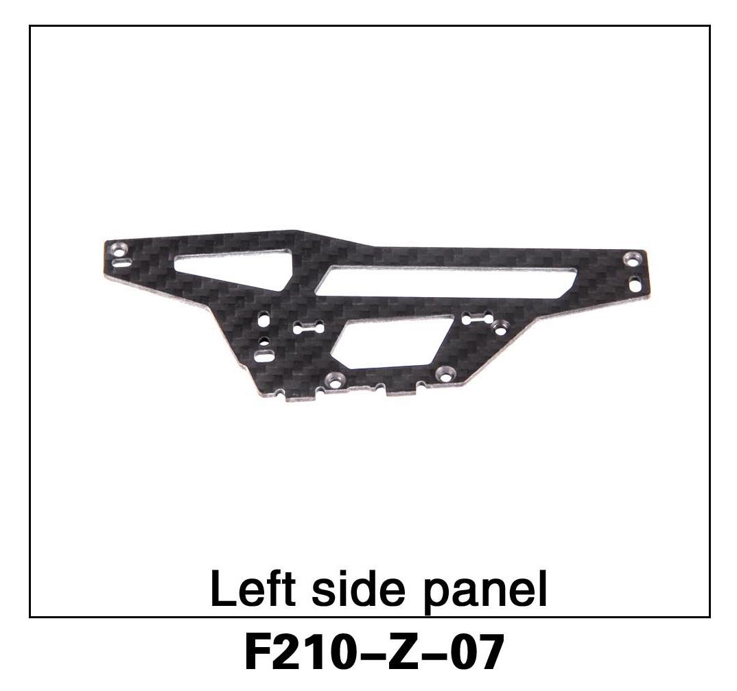Left Side Panel F210-Z-07