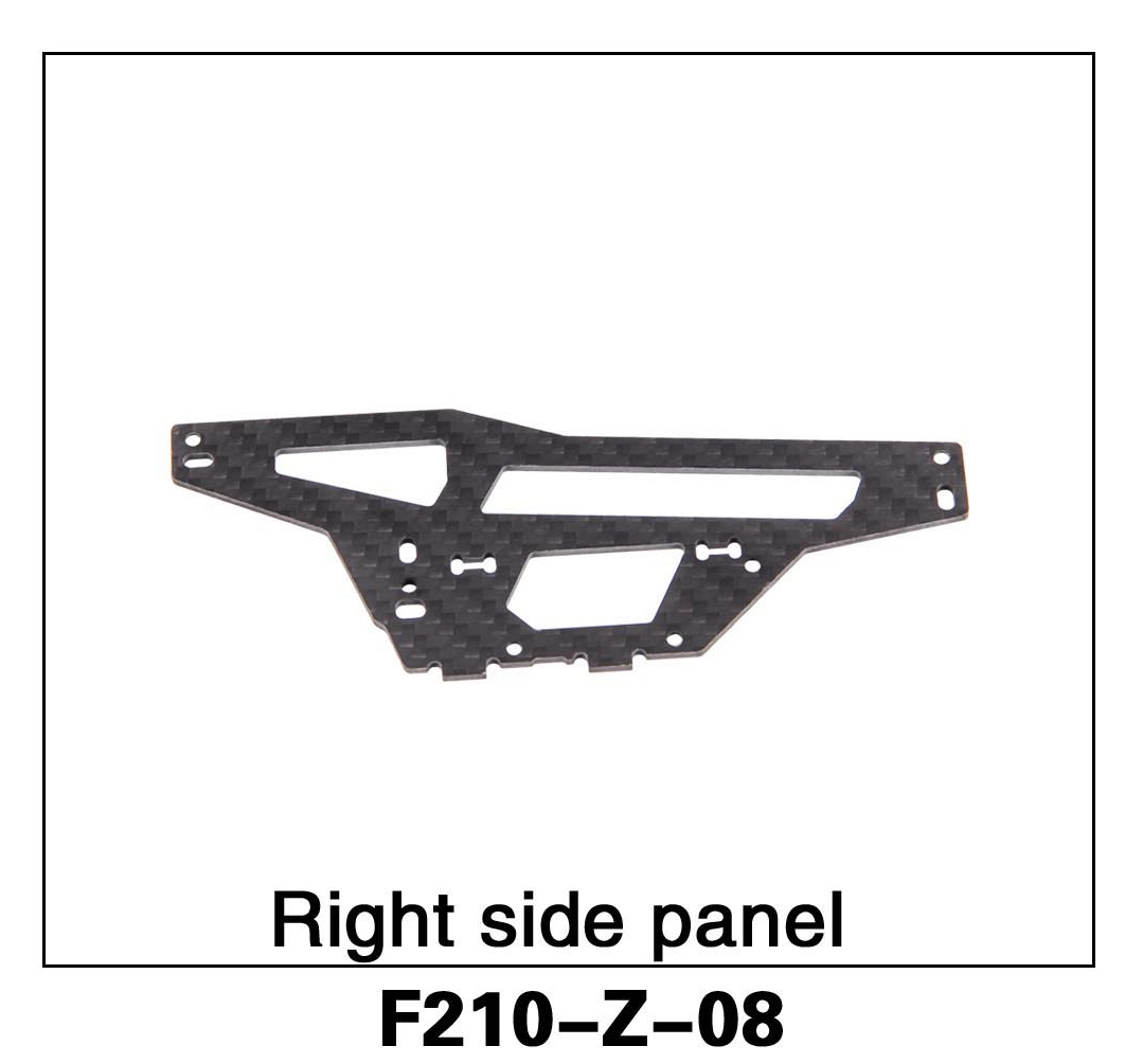 Right Side Panel F210-Z-08