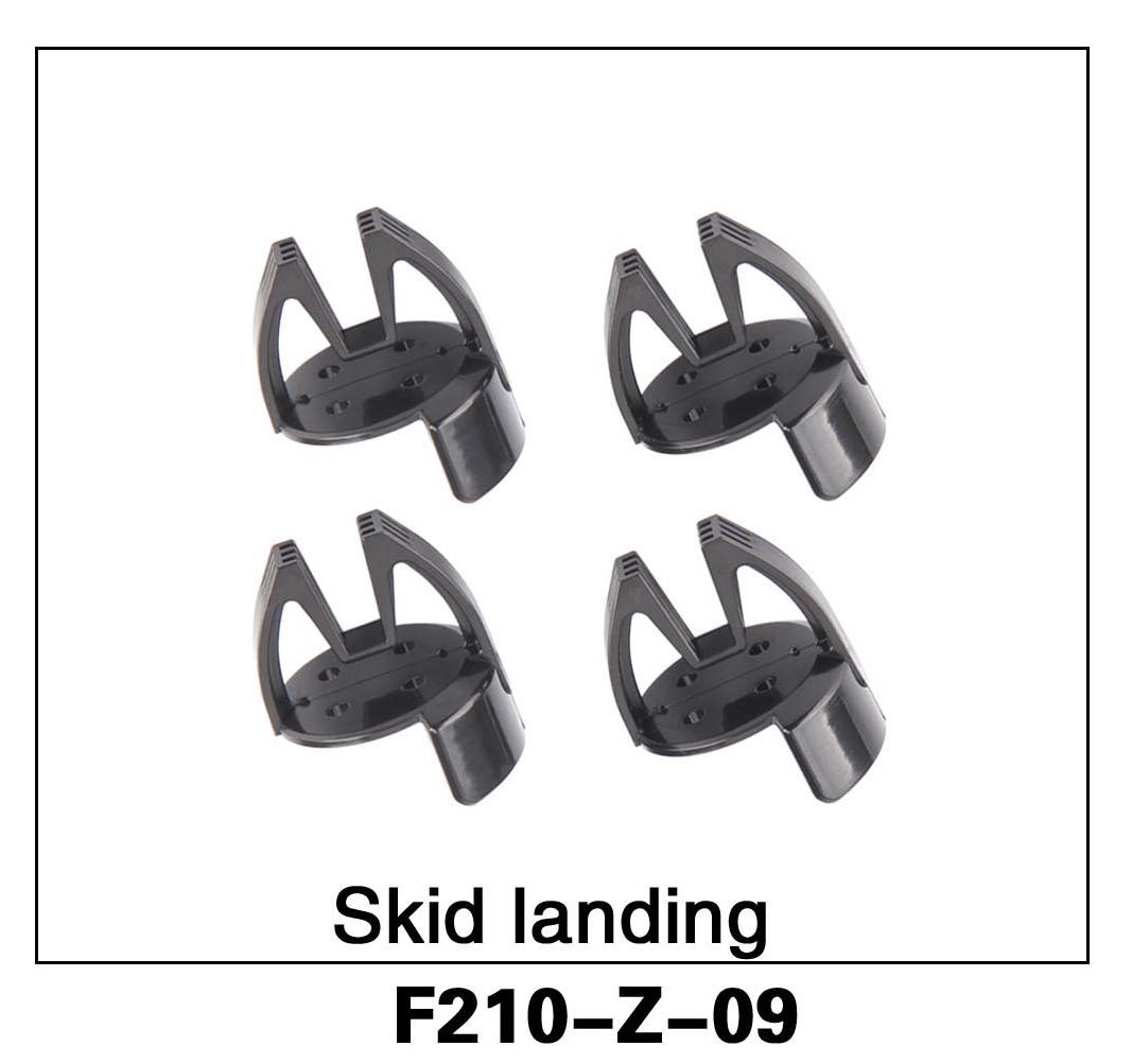 Skid Landing F210-Z-09
