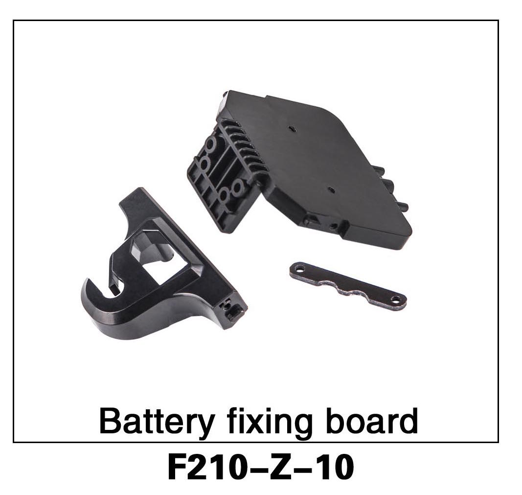 Battery Fixing Board F210-Z-10