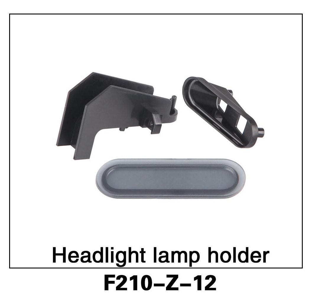 Headlight Lamp Holder F210-Z-12
