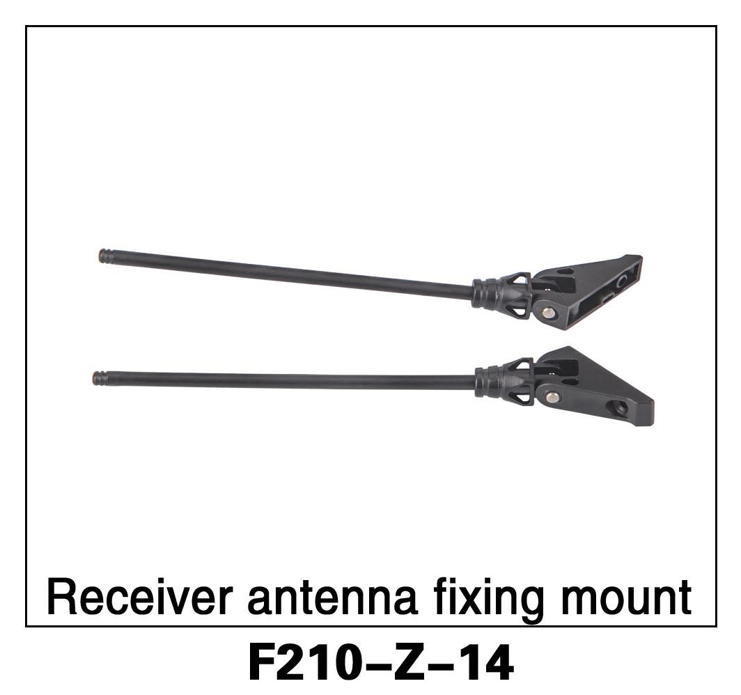 Receiver Antenna Fixing Mount F210-Z-14