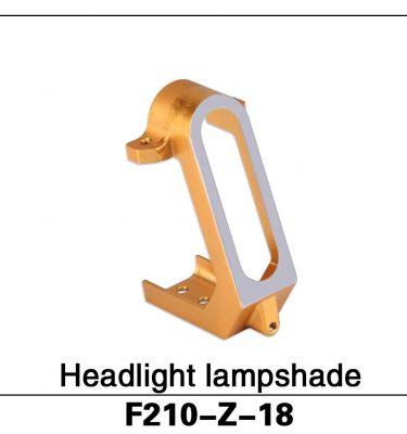 Headlight Lampshade F210-Z-18