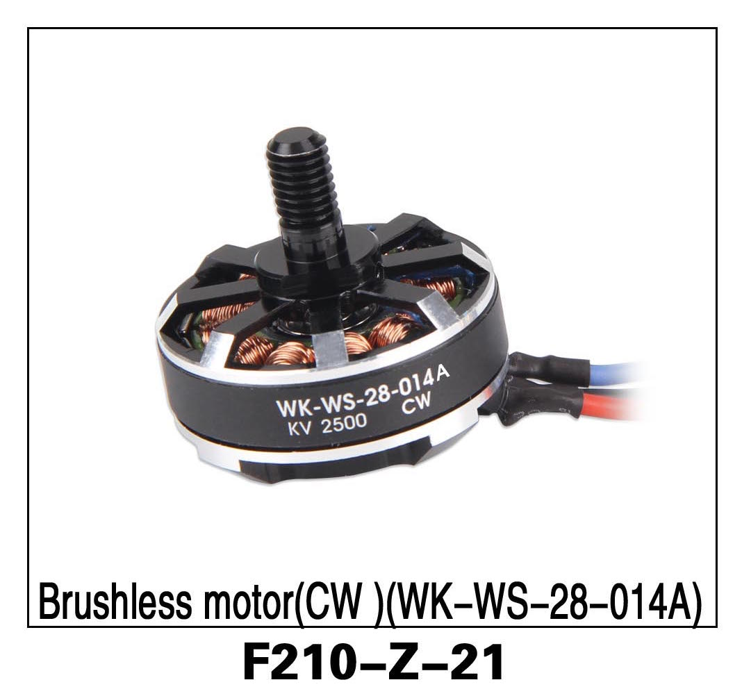 Brushless Motor (CW) (WK-WS-28-014A) F210-Z-21