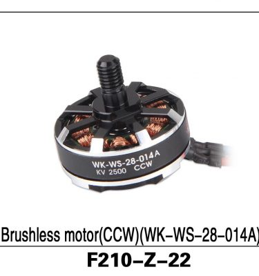 Brushless Motor (CCW) (WK-WS-28-014A) F210-Z-22