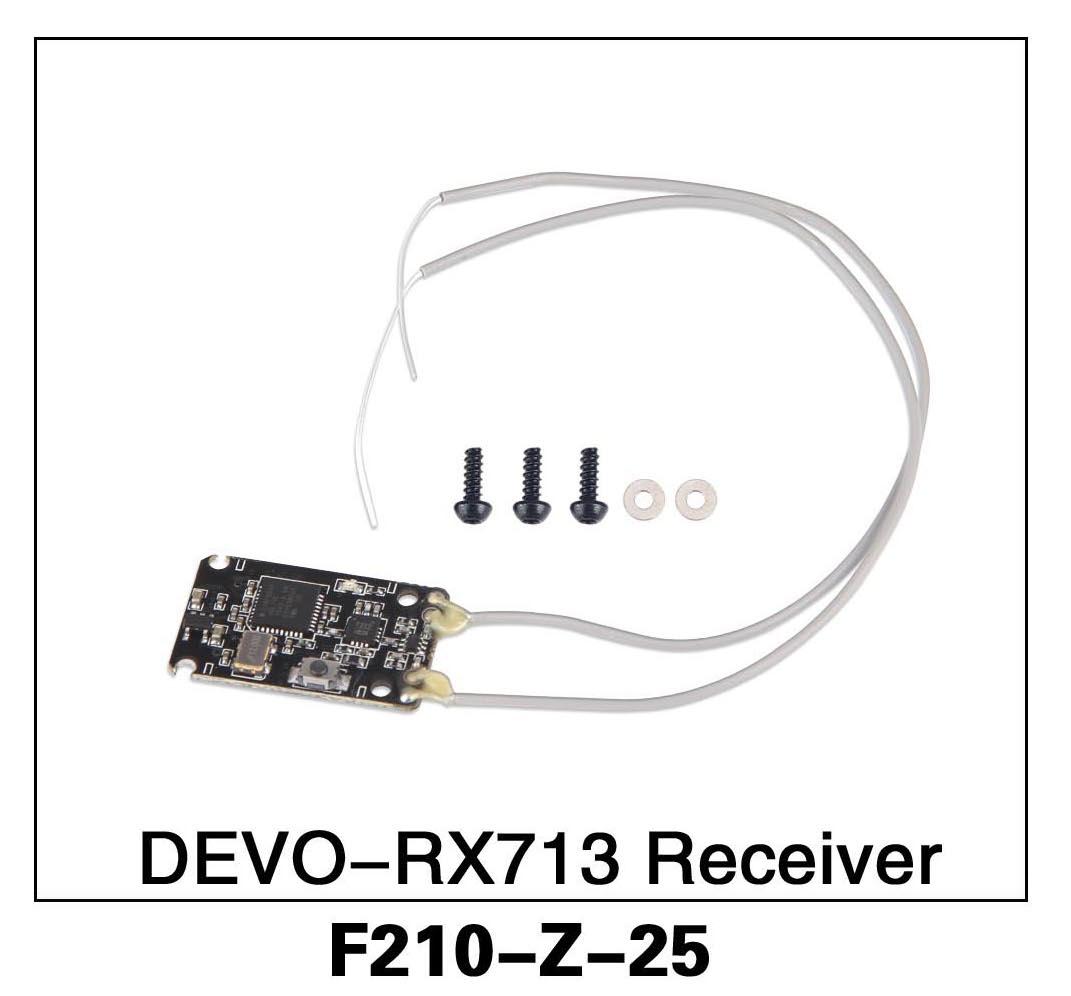 DEVO-RX713 Receiver F210-Z-25