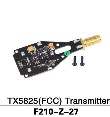 TX5825 (FCC) Transmitter F210-Z-27