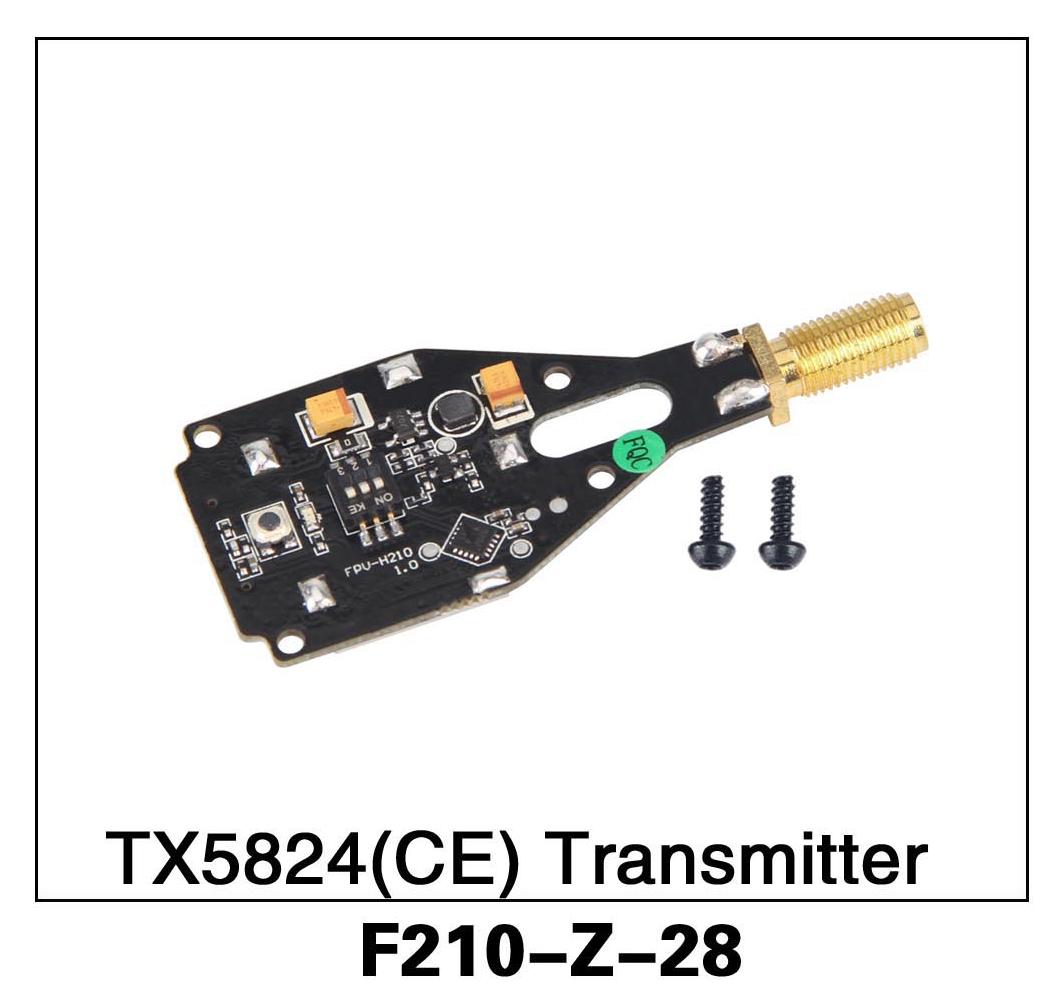 TX5824 (CE) Transmitter F210-Z-28