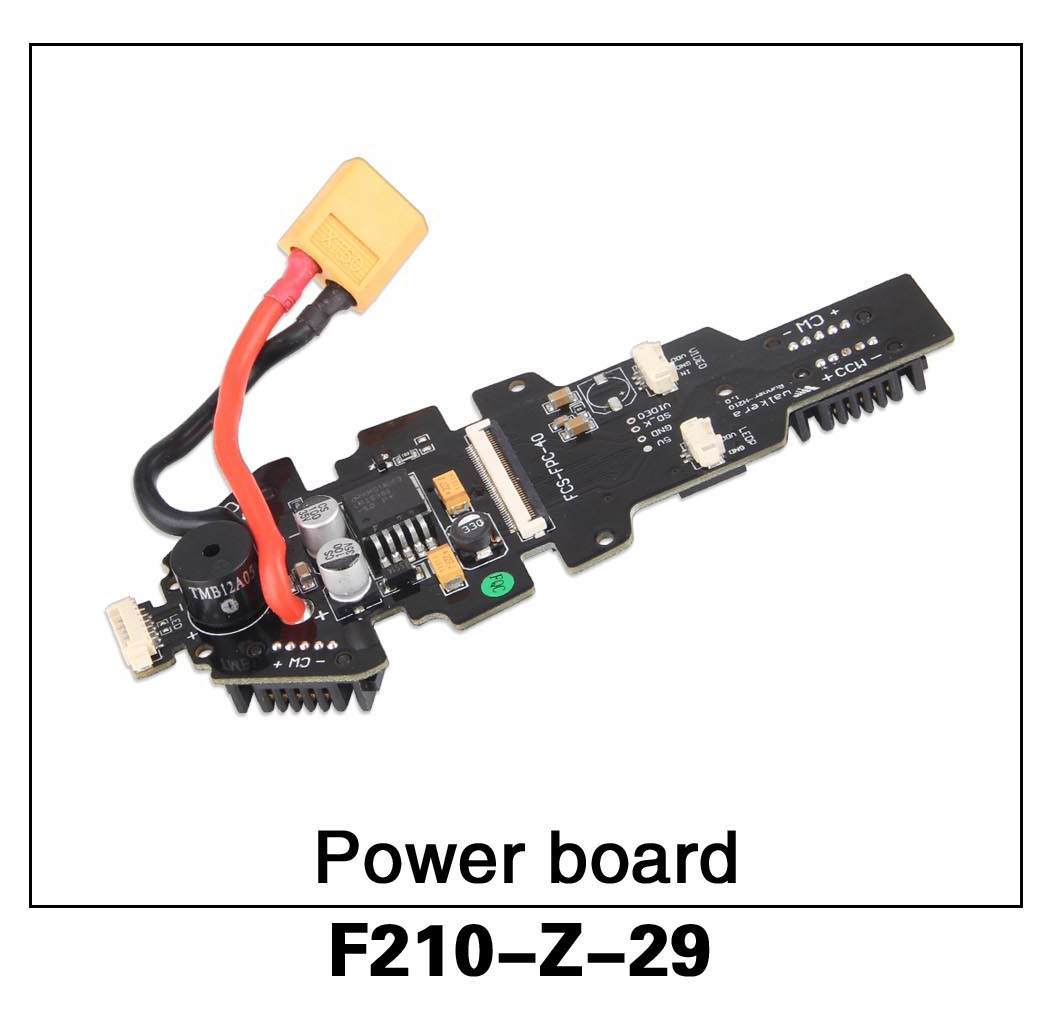 Power Board F210-Z-29