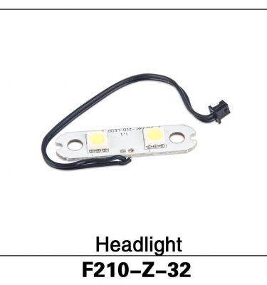 Headlight F210-Z-32