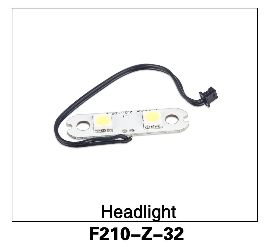Headlight F210-Z-32