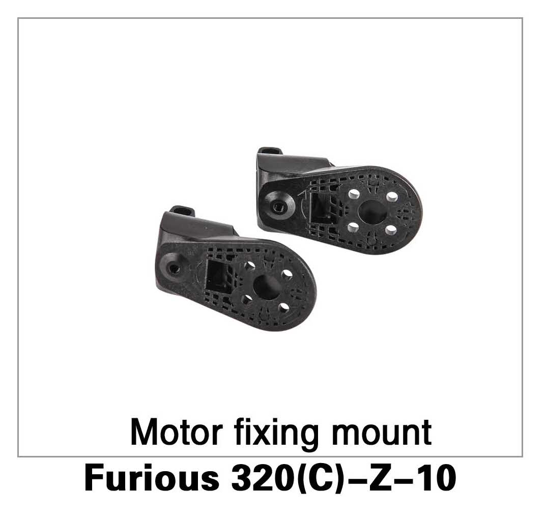 Motor Fixing Mount Furious 320(C)-Z-10