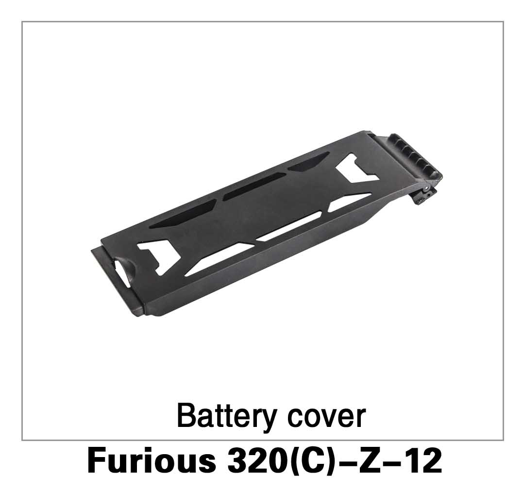 Battery Cover Furious 320(C)-Z-12