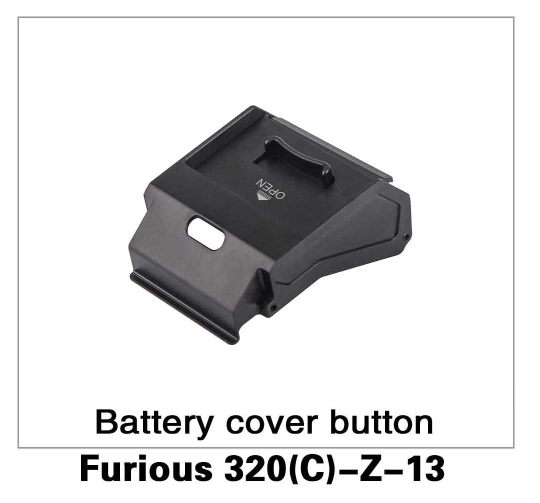 Battery Cover Button Furious 320(C)-Z-13
