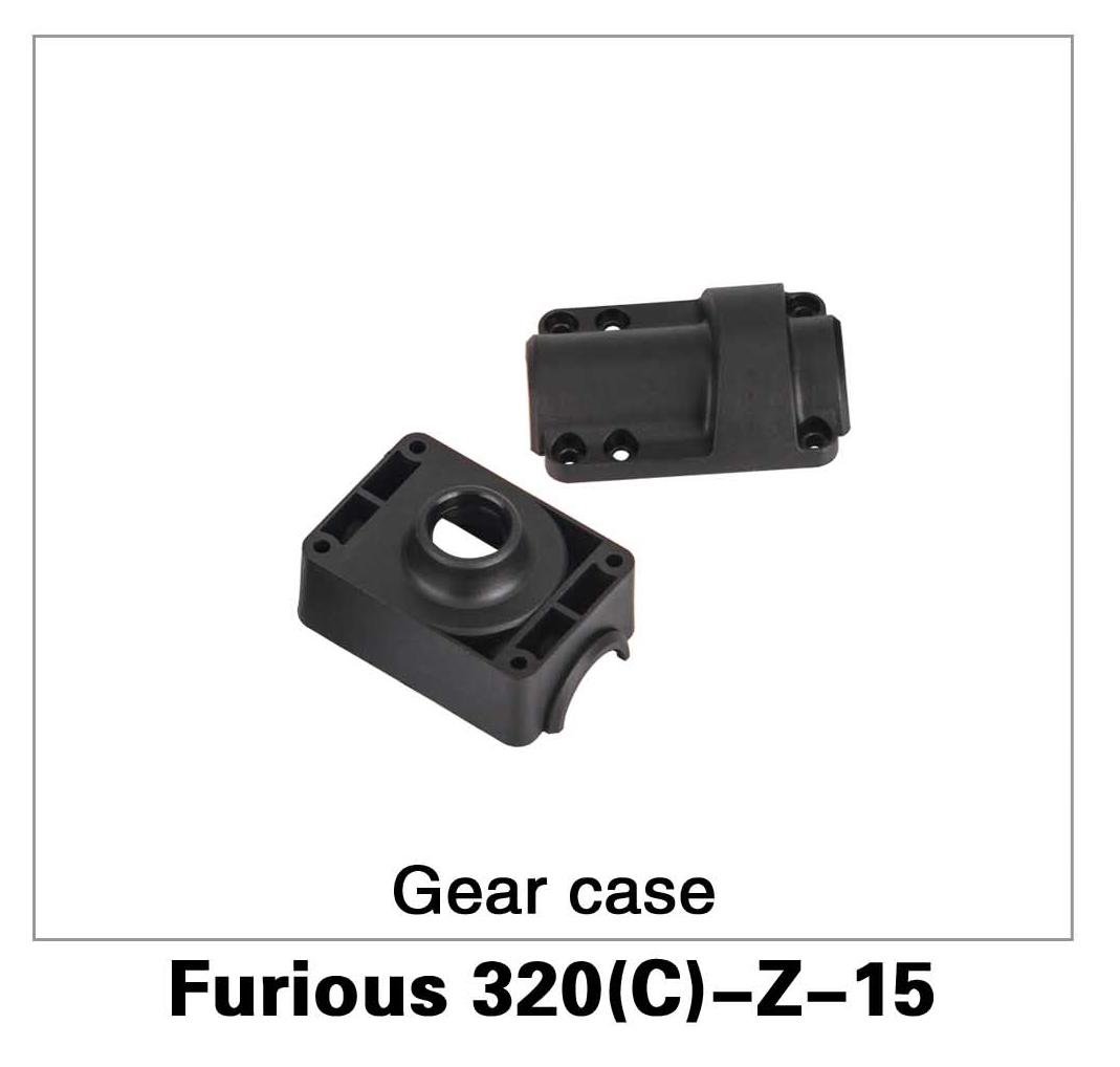 Gear Case Furious 320(C)-Z-15