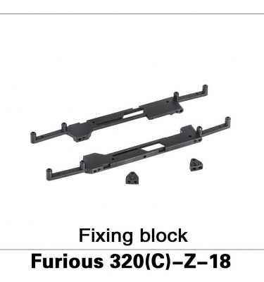 Fixing Block Furious 320(C)-Z-18