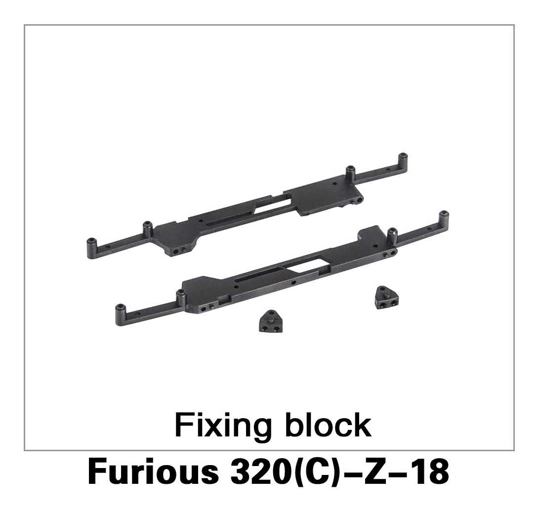 Fixing Block Furious 320(C)-Z-18