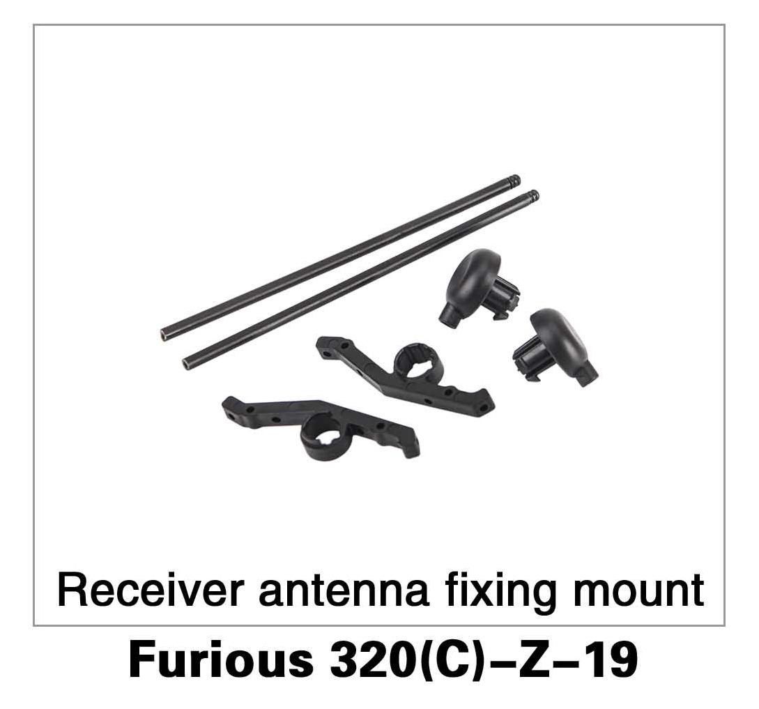 Receiver Antenna Fixing Mount Furious 320(C)-Z-19
