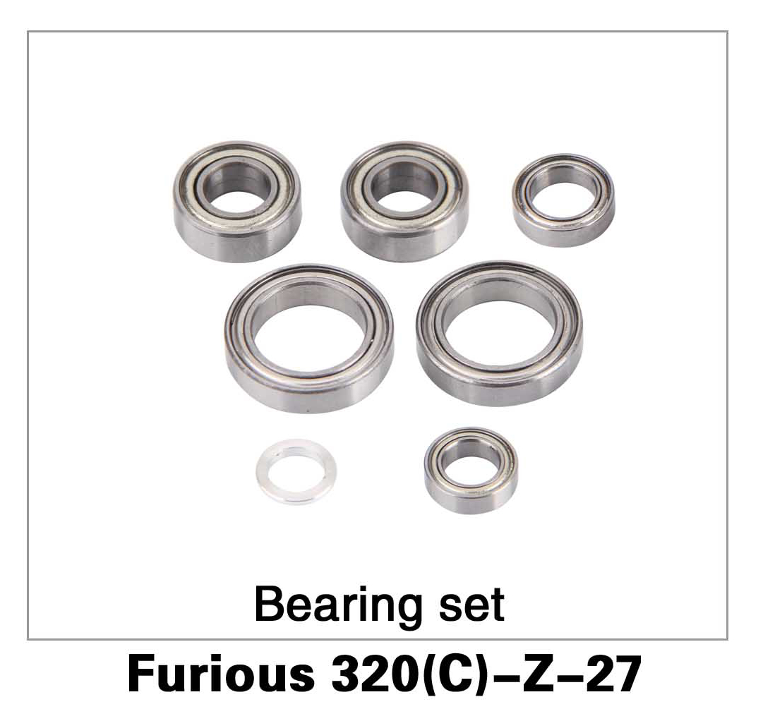 Bearing Set Furious 320(C)-Z-27