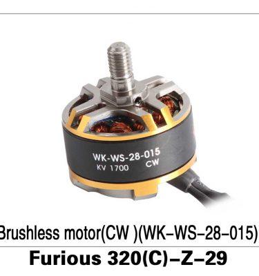 Brushless Motor (CW)(WK-WS-28-015) Furious 320(C)-Z-29