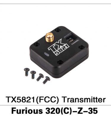 TX5821 (FCC) Transmitter Furious 320(C)-Z-35