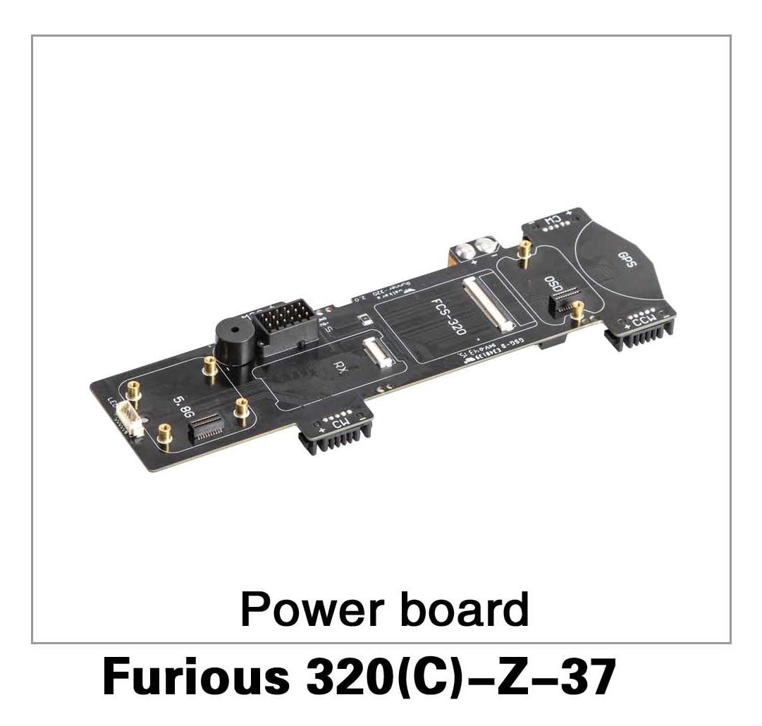 Power Board Furious 320(C)-Z-37
