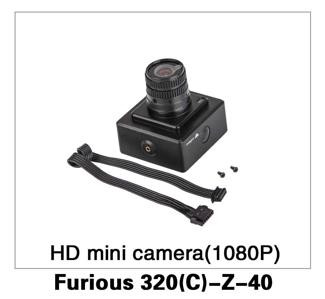 HD Mini Camera (1080P) Furious 320(C)-Z-40