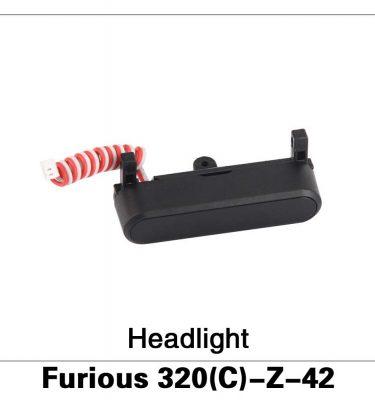Headlight Furious 320(C)-Z-42