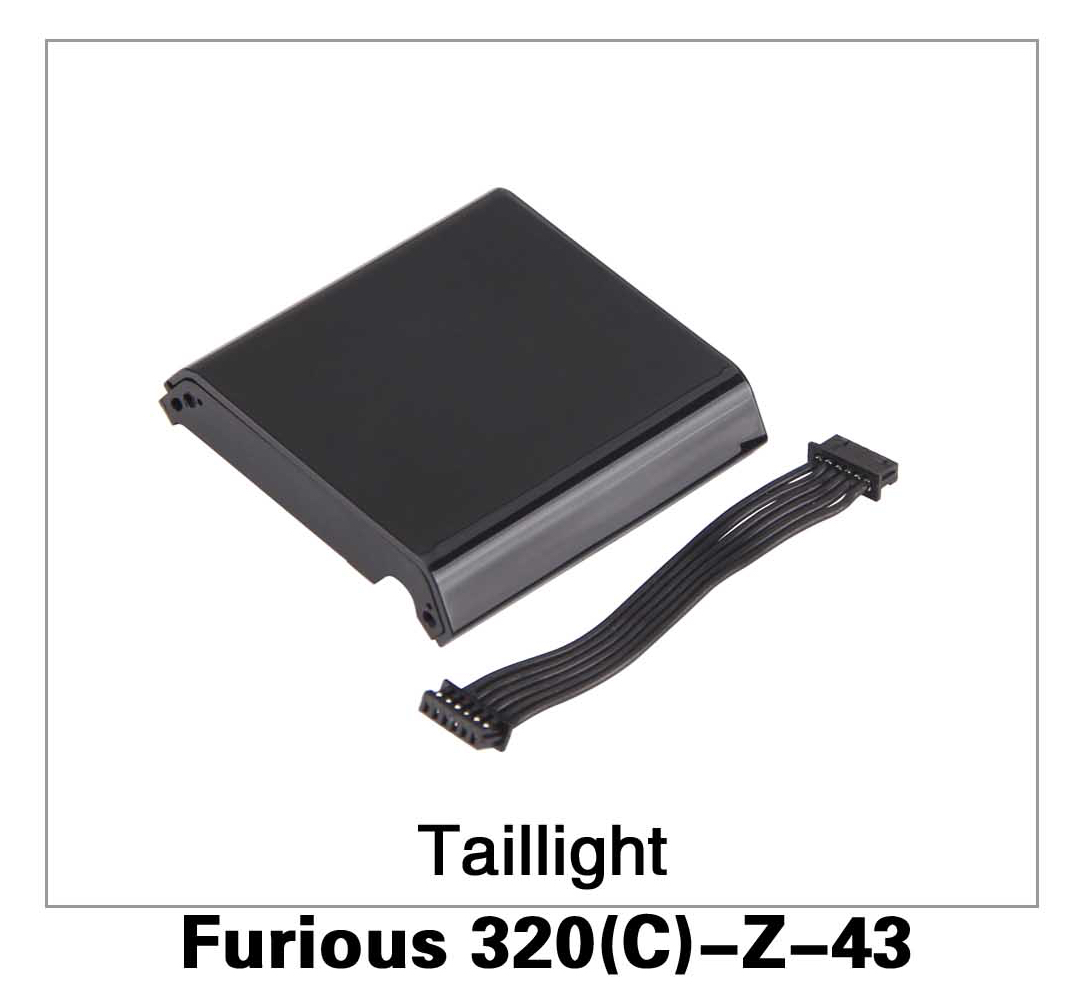 Taillight Furious 320(C)-Z-43