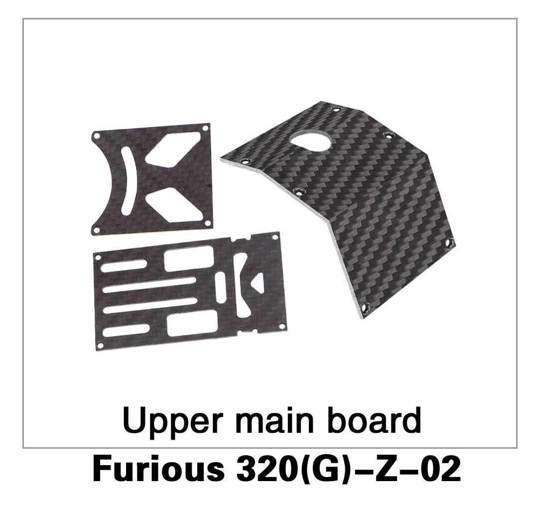 Upper Main Board Furious 320(G)-Z-02