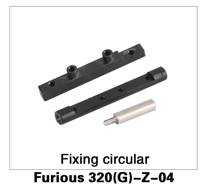 Fixing Circular Furious 320(G)-Z-04