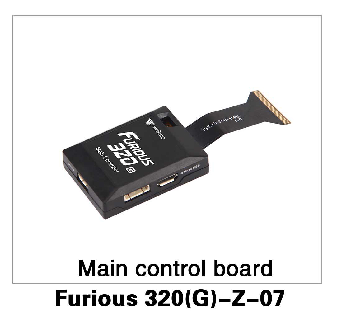 Main Control Board Furious 320(G)-Z-07