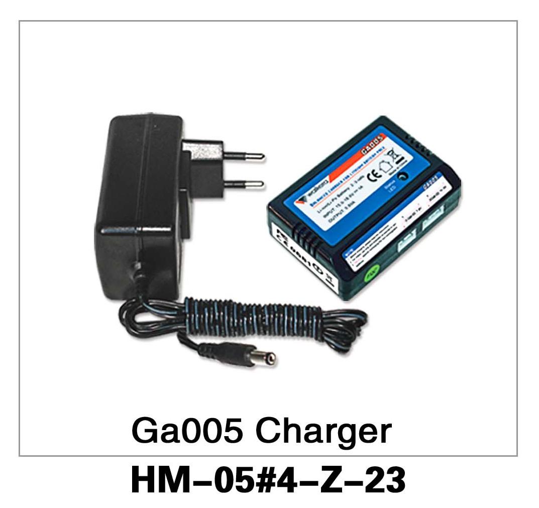 Ga-005 Charger ((EU PLUG)) HM-05#4-Z-23