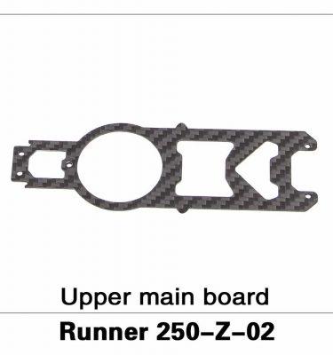 Upper Main Board Runner 250-Z-02