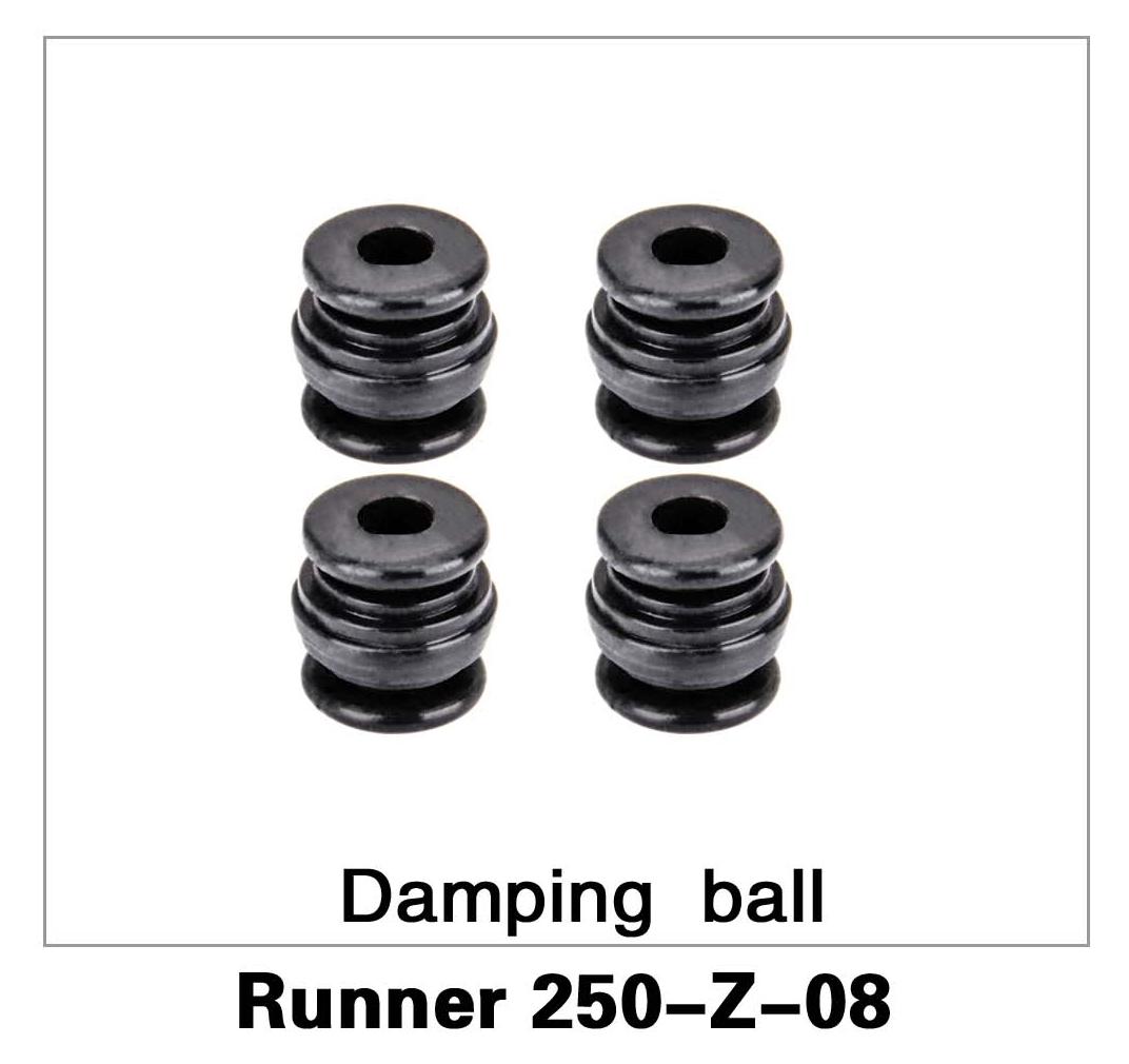 Damping Ball Runner 250-Z-08