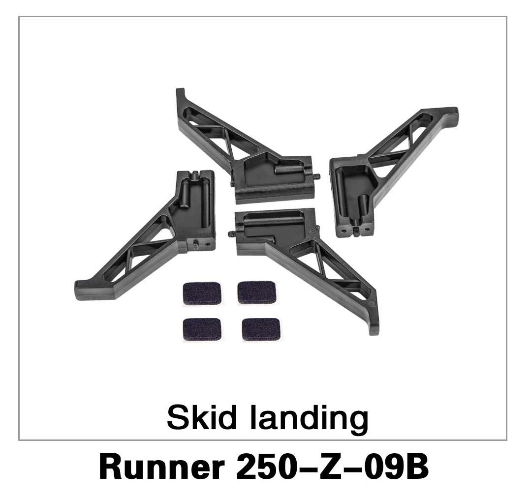 Skid Landing (new) Runner 250-Z-09B