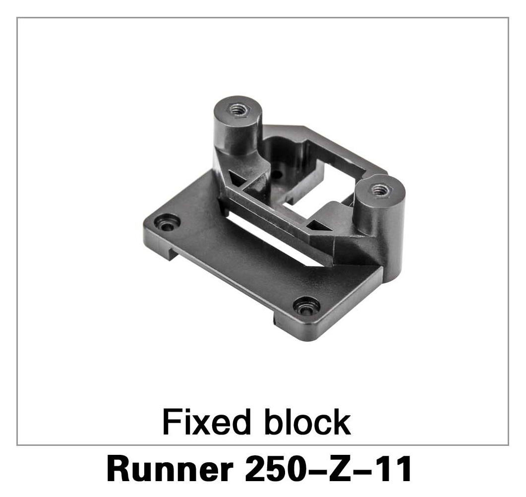 Fixed Block Runner 250-Z-11
