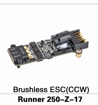 Brushless ESC(CCW) Runner 250-Z-17