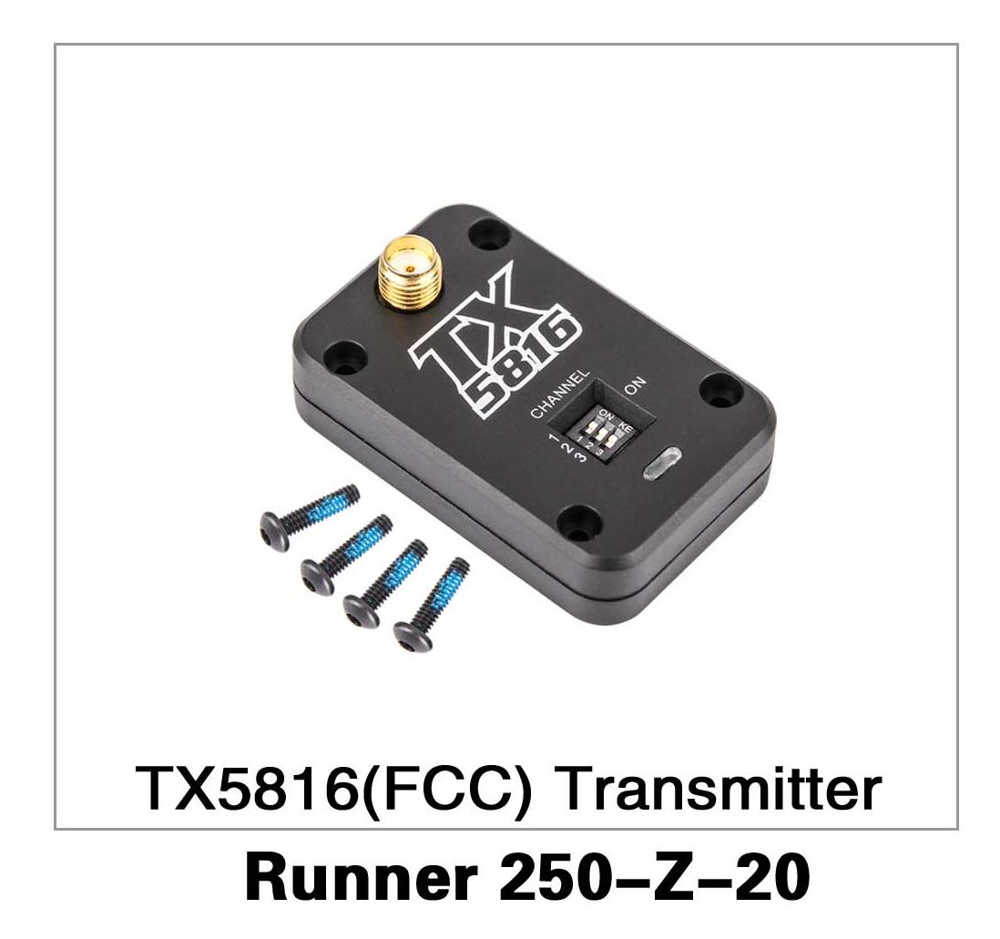 TX5816(FCC) Runner 250-Z-20