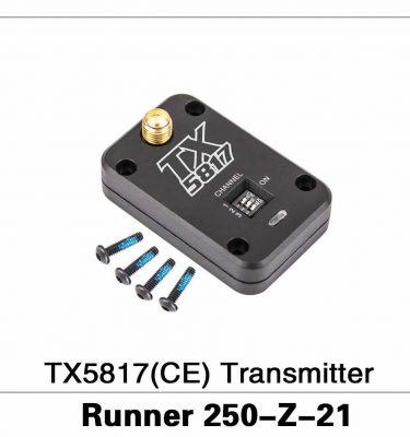 TX5817(CE) Transmitter Runner 250-Z-21