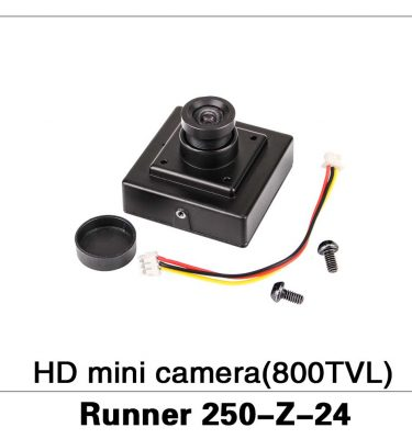 HD Mini Camera Runner 250-Z-24