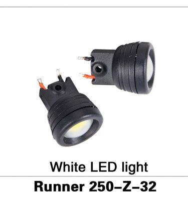 White LED Light Runner 250-Z-32