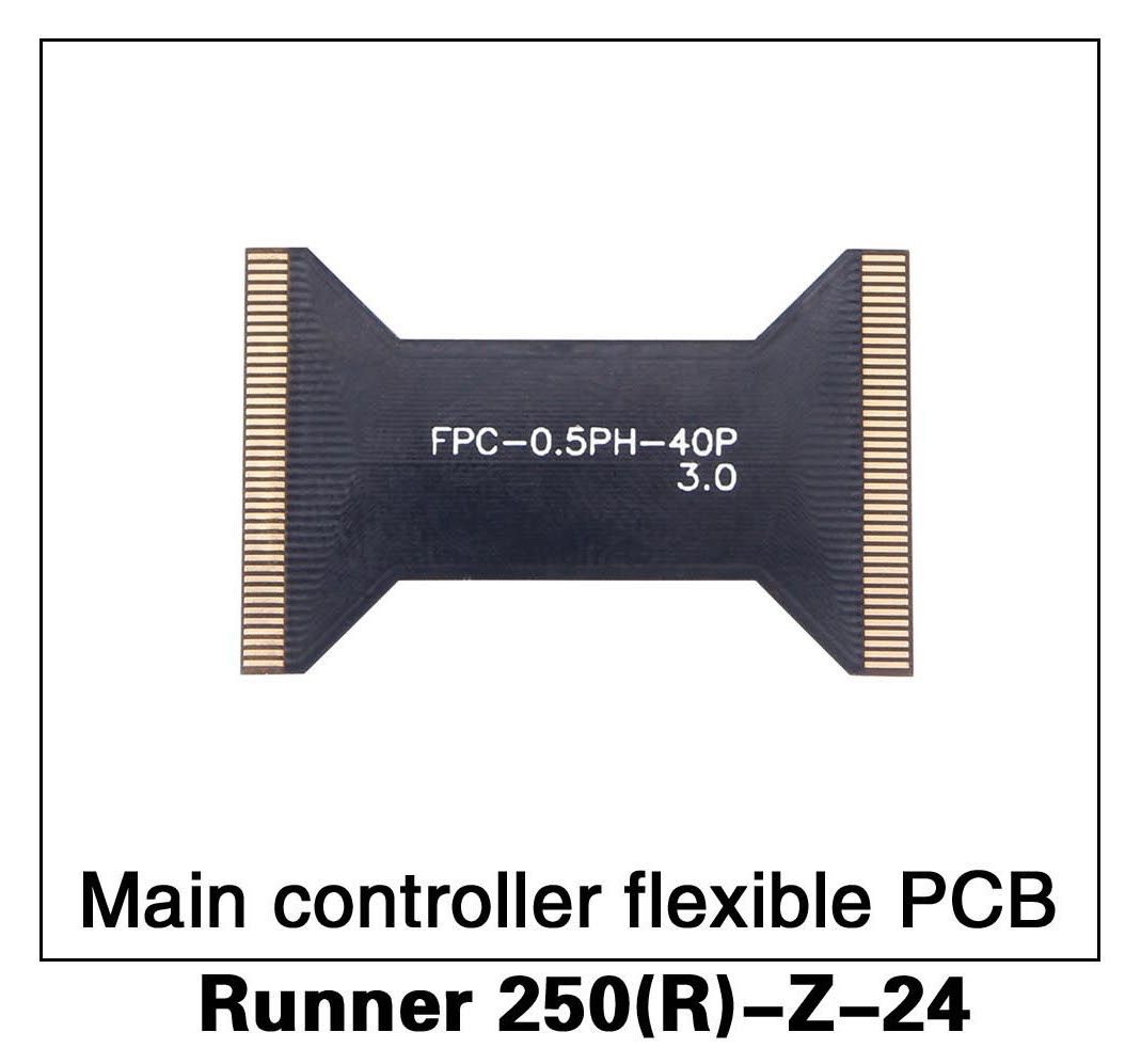 Main Control Flexible Runner 250(R)-Z-24