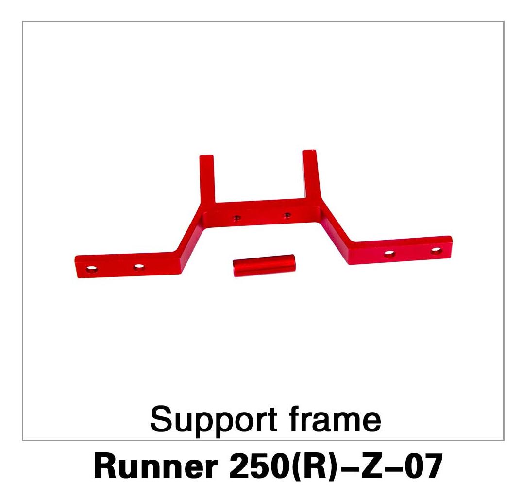 Support Frame Runner 250(R)-Z-07