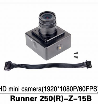 HD Mini Camera (1920*1080P/60FPS) Runner 250(R)-Z-15B