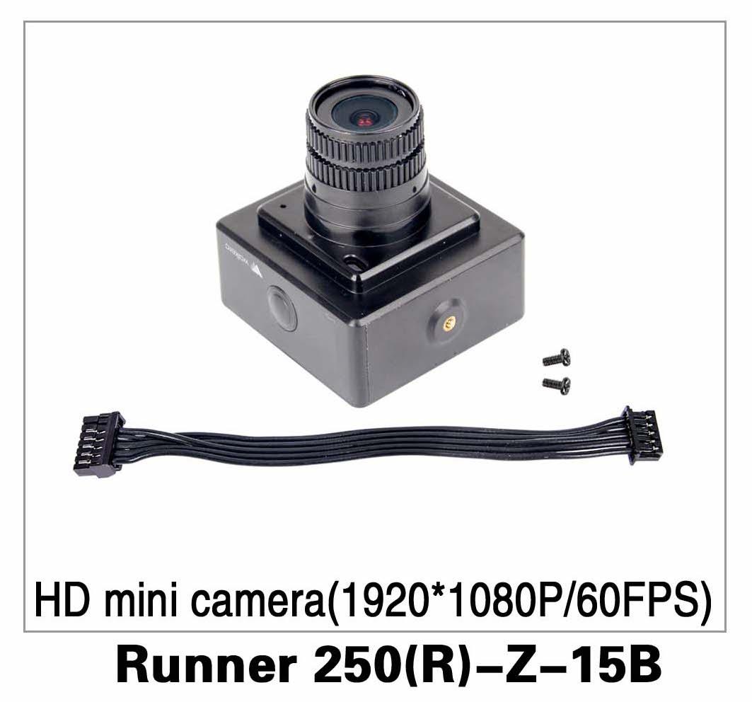 HD Mini Camera (1920*1080P/60FPS) Runner 250(R)-Z-15B
